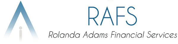 Rolanda Adams Financial Services Logo
